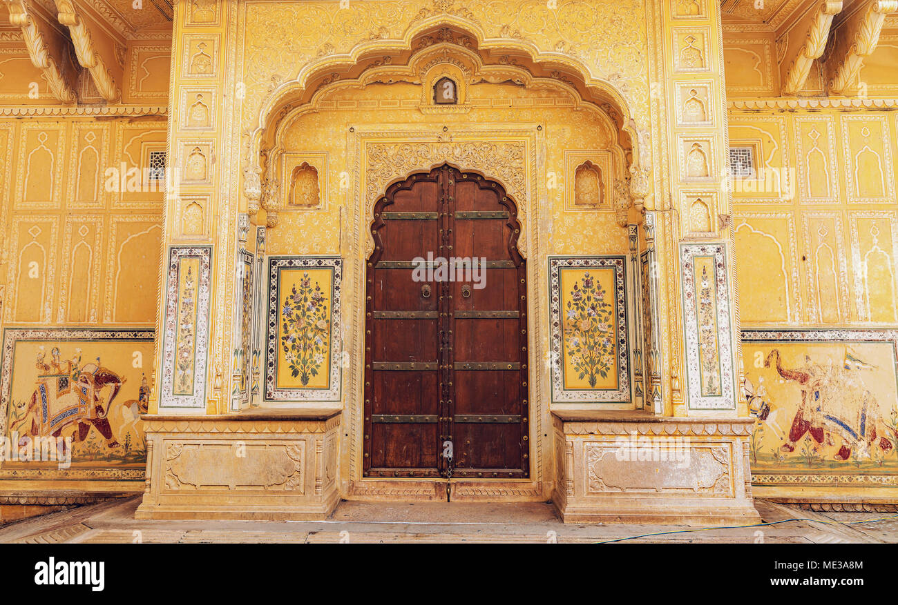 Rajasthan Door Stock Photos & Rajasthan Door Stock Images - Alamy