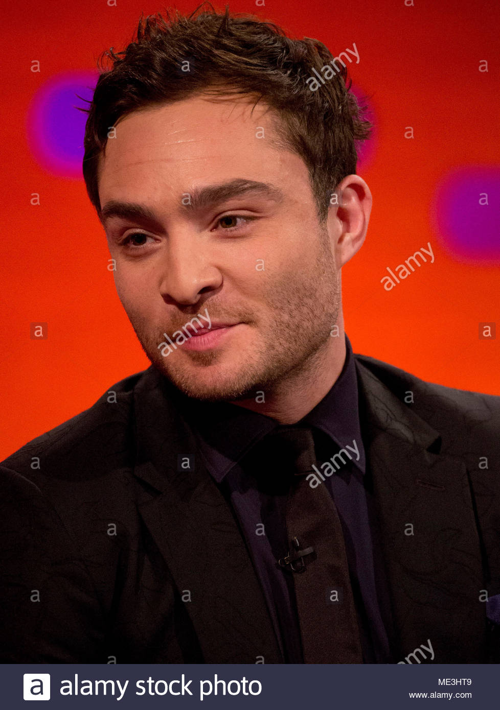 File photo dated 25/05/17 of Ed Westwick, prosecutors are considering bringing charges against the actor in two cases, Los Angeles' district attorney has confirmed. - Stock Image