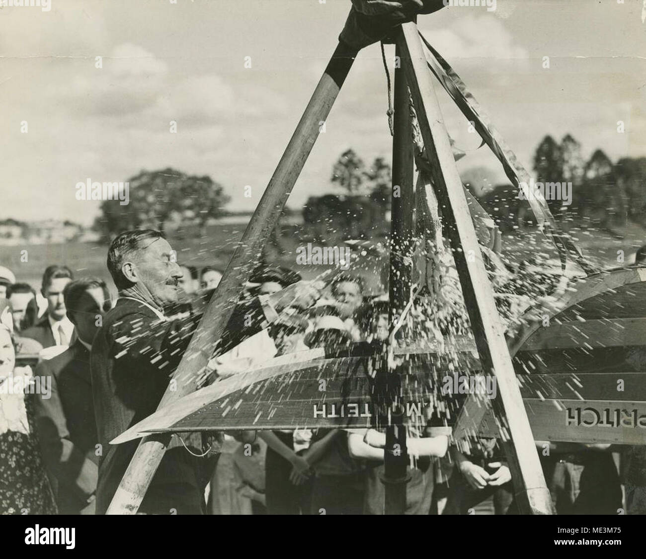7c227e2bd969 Sir Leslie Wilson Stock Photos   Sir Leslie Wilson Stock Images - Alamy