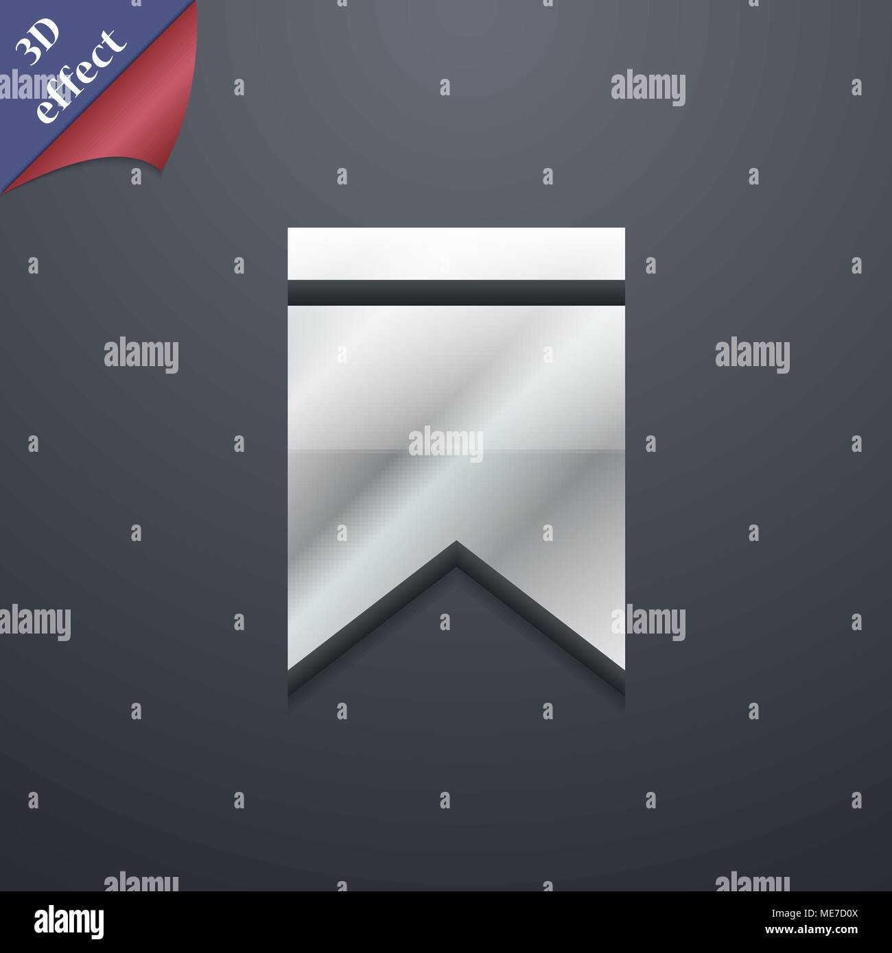 Web stickers tags and banners sale icon symbol 3d style trendy