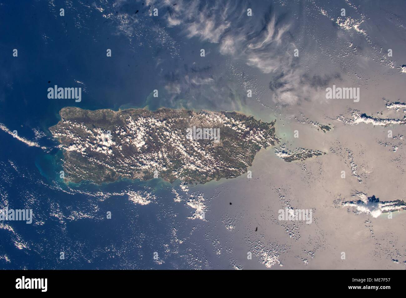 A satellite view of Puerto Rico as seen from the NASA ... on nasa earth real-time, cia satellite map, sports satellite map, world earth globe map, planet earth world map, sir francis drake route world map, microsoft satellite map, atlantic water vapor map, asia satellite map, live satellite world map, california satellite map, aqua satellite map, animals satellite map, chemtrail satellite map, mars satellite map, high resolution satellite world map, new york state satellite map, nasa asia, nasa earth maps, google satellite map,