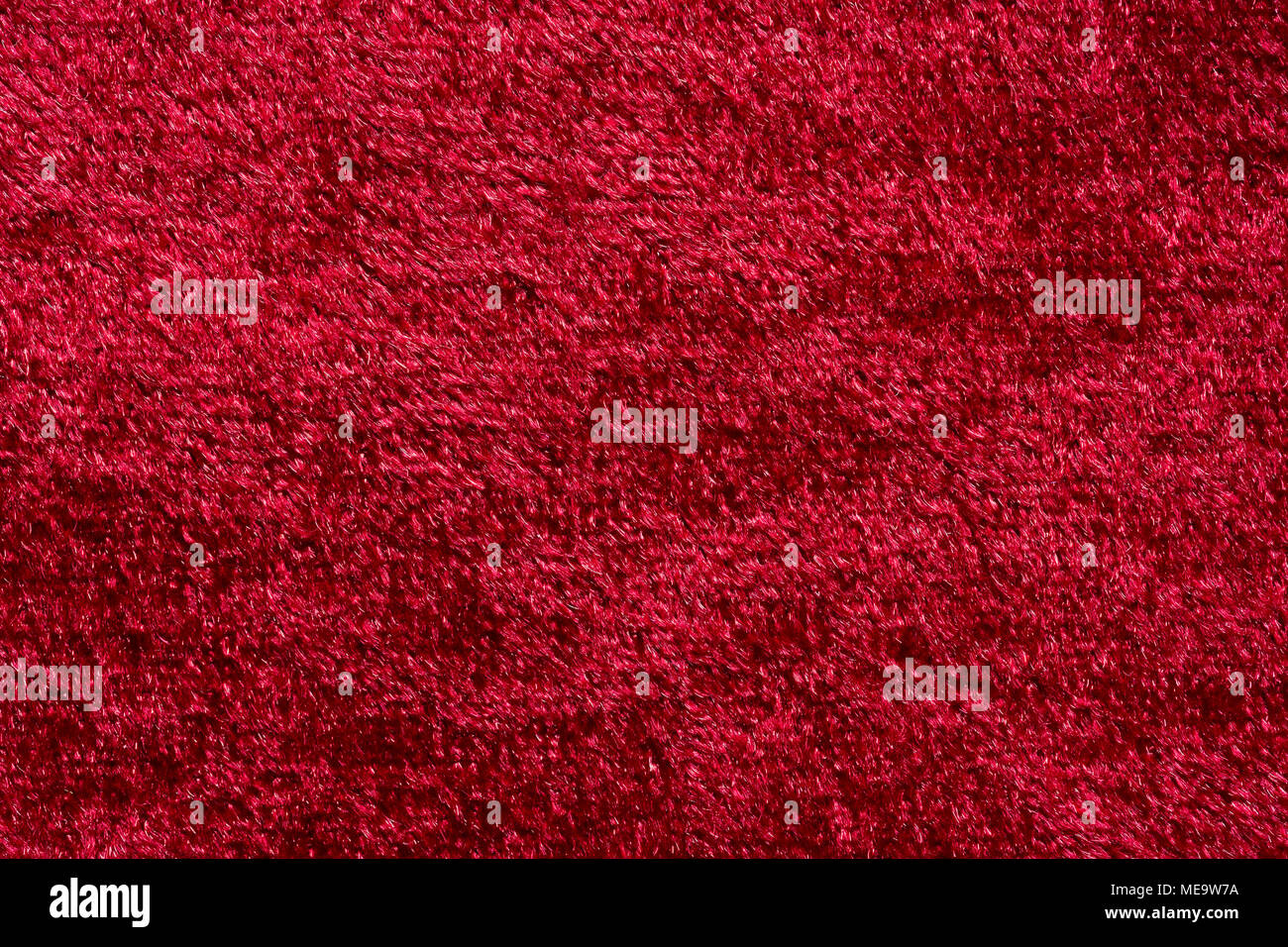 Contrast Soft Red Fabric Texture