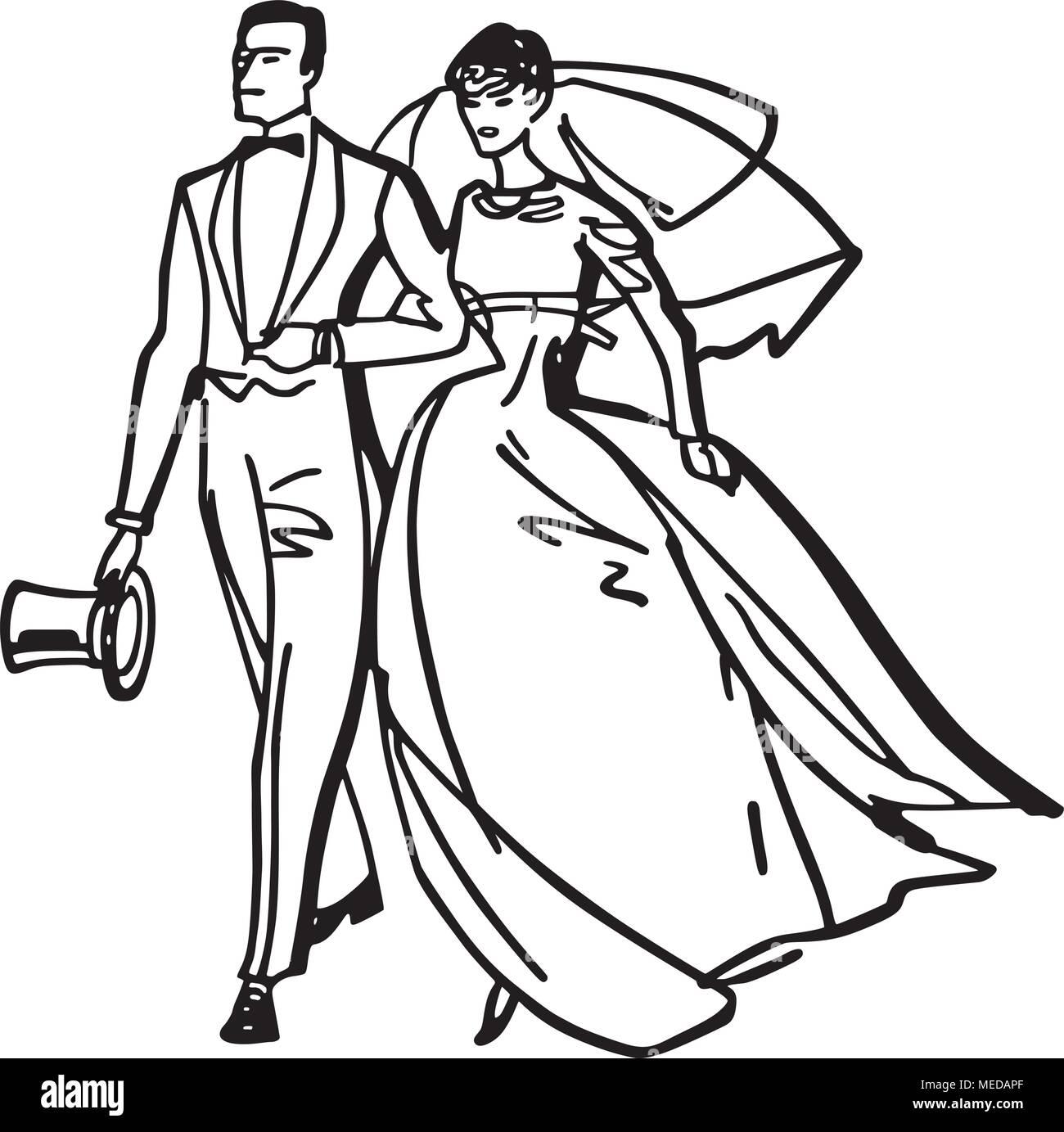 Fifties Weddings Stock Photos & Fifties Weddings Stock Images - Alamy