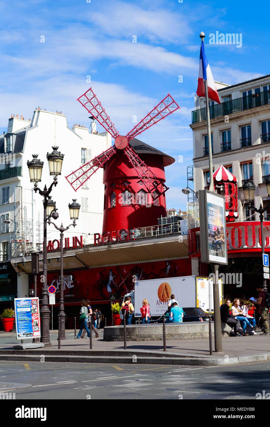 dcb98eb03a4 Paris Red Light District Stock Photos   Paris Red Light District ...