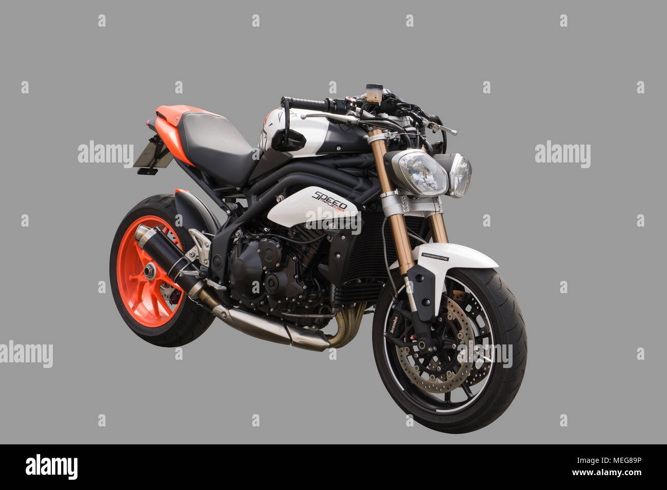 Triumph Speed Triple Stock Photos Triumph Speed Triple Stock