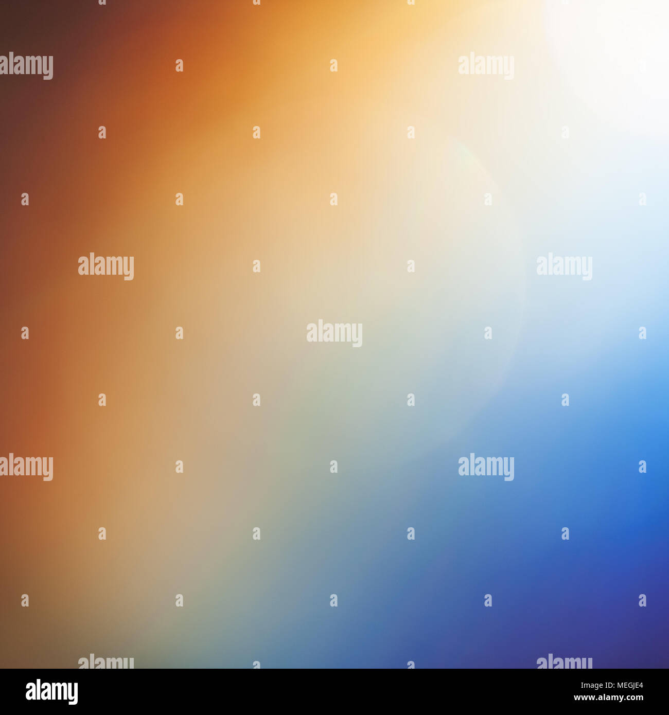Ligh Spectrum Abstract Diffraction - Stock Image