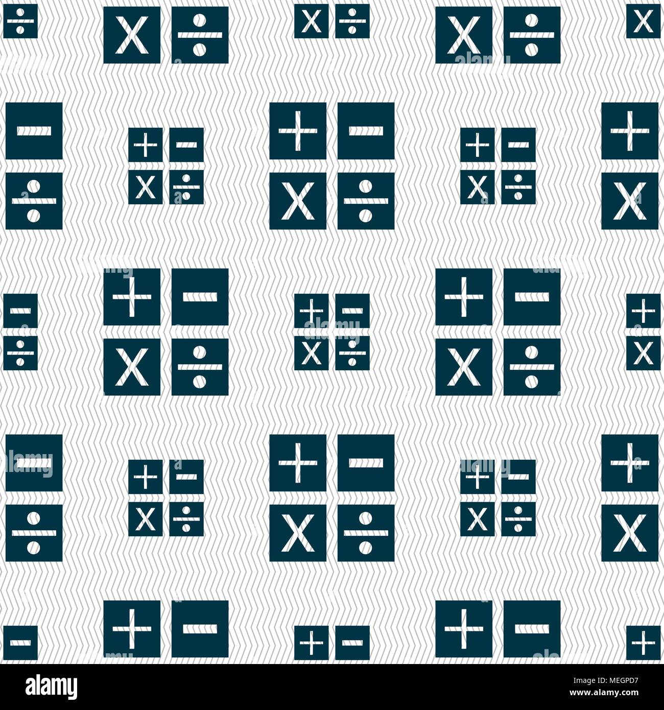 Multiplication Stock Vector Images - Alamy