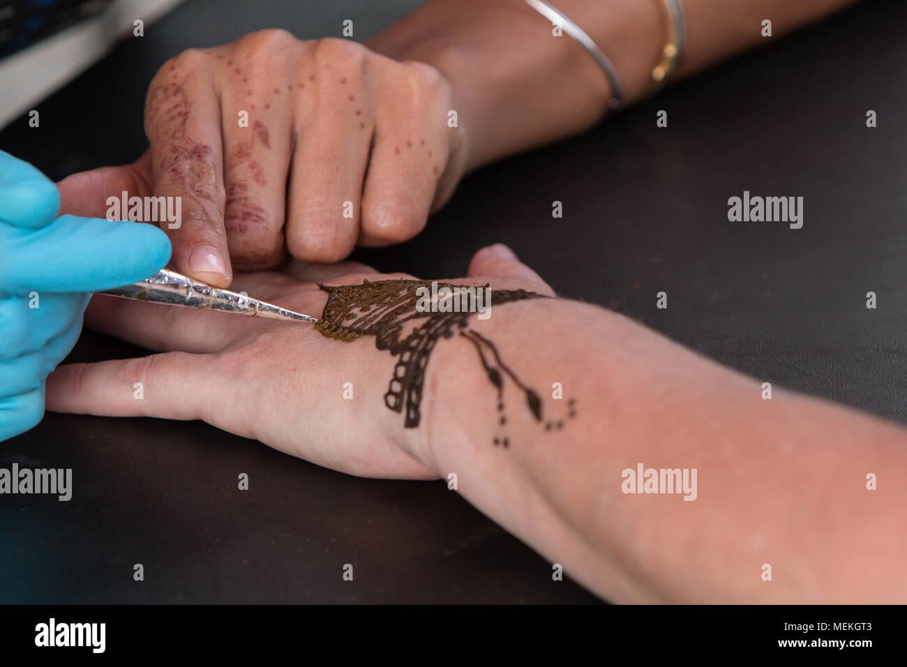 Henna Tattoo Designs Stock Photos Henna Tattoo Designs Stock