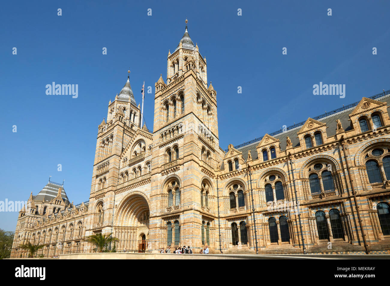 The Natural History Museum Cromwell Road London England UK - Stock Image