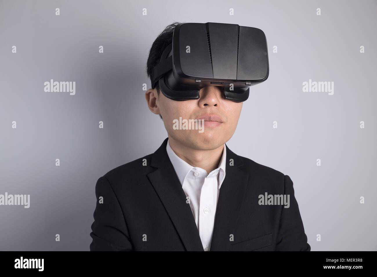 71782772b087 Chinese Man Wearing Glasses Stock Photos   Chinese Man Wearing ...