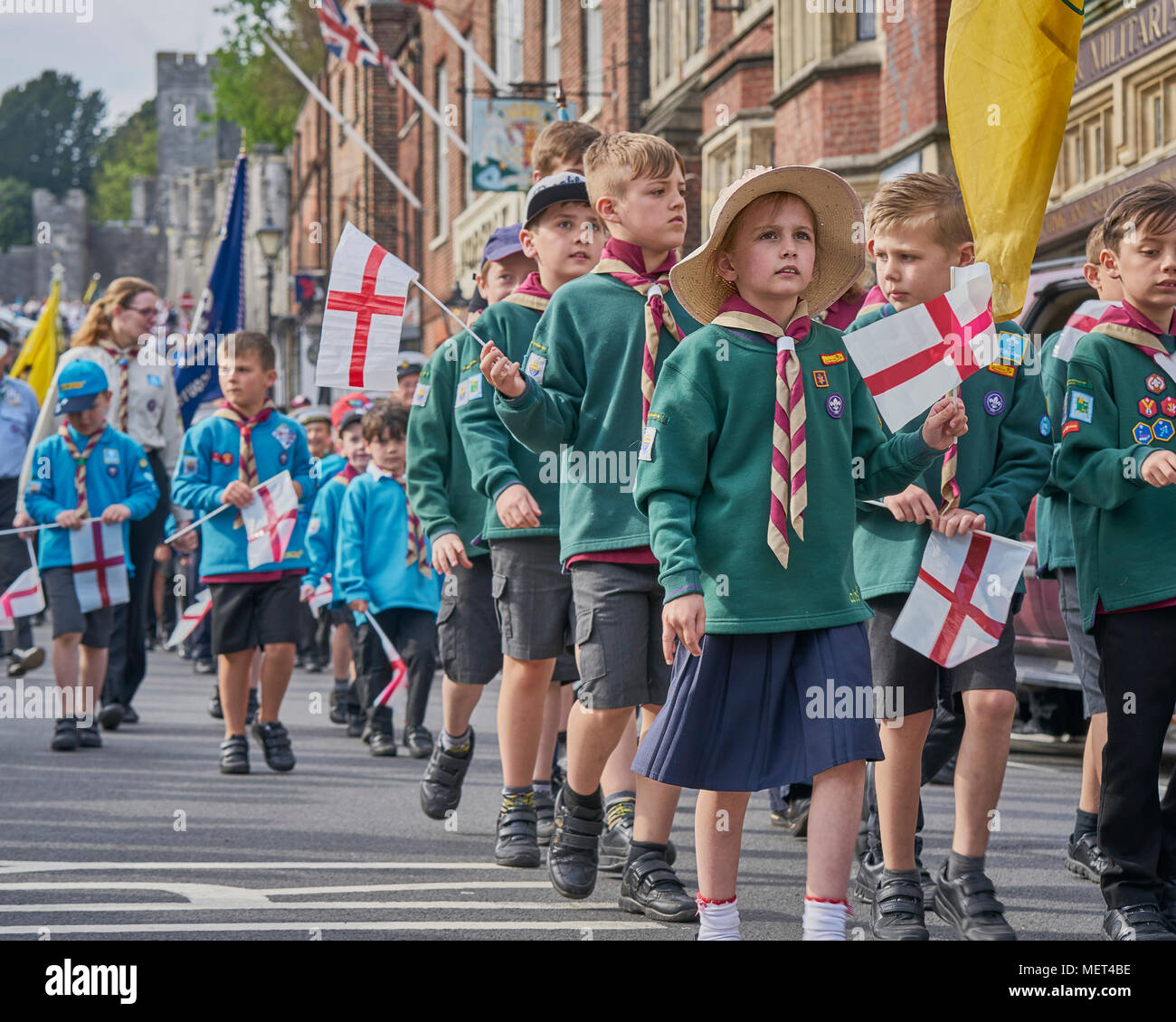 Scouts Stock Photos & Scouts Stock Images - Alamy