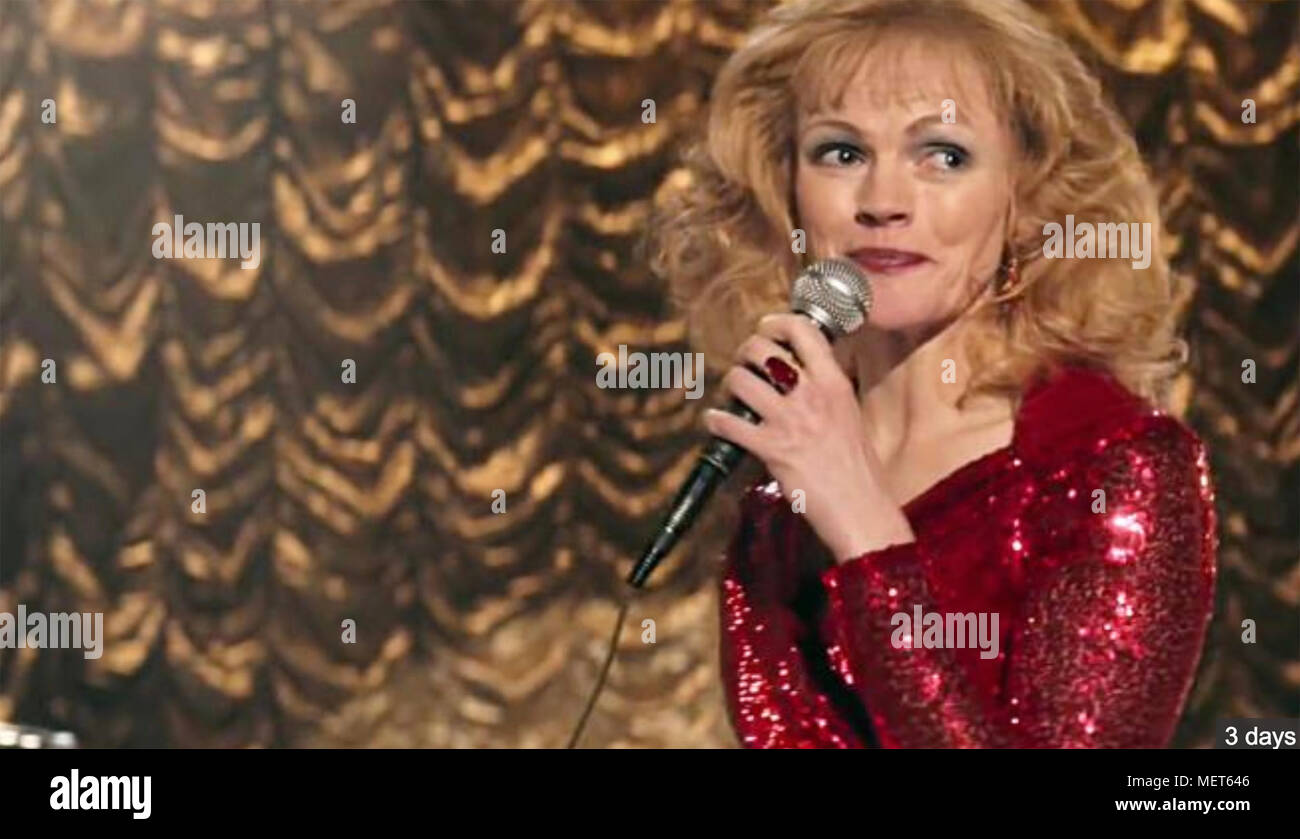 FUNNY COW 2017 POW Films production with Maxine Peake - Stock Image