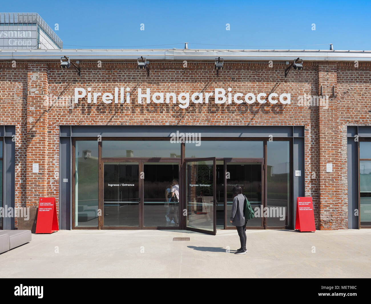 Bicocca Milan Stock Photos & Bicocca Milan Stock Images - Alamy