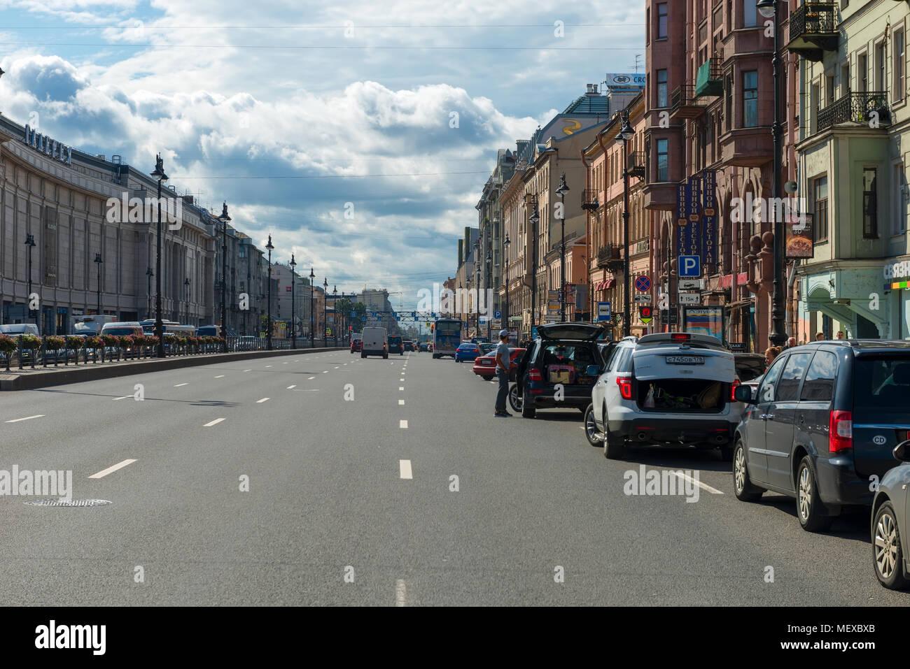 Ligovsky lanes 2