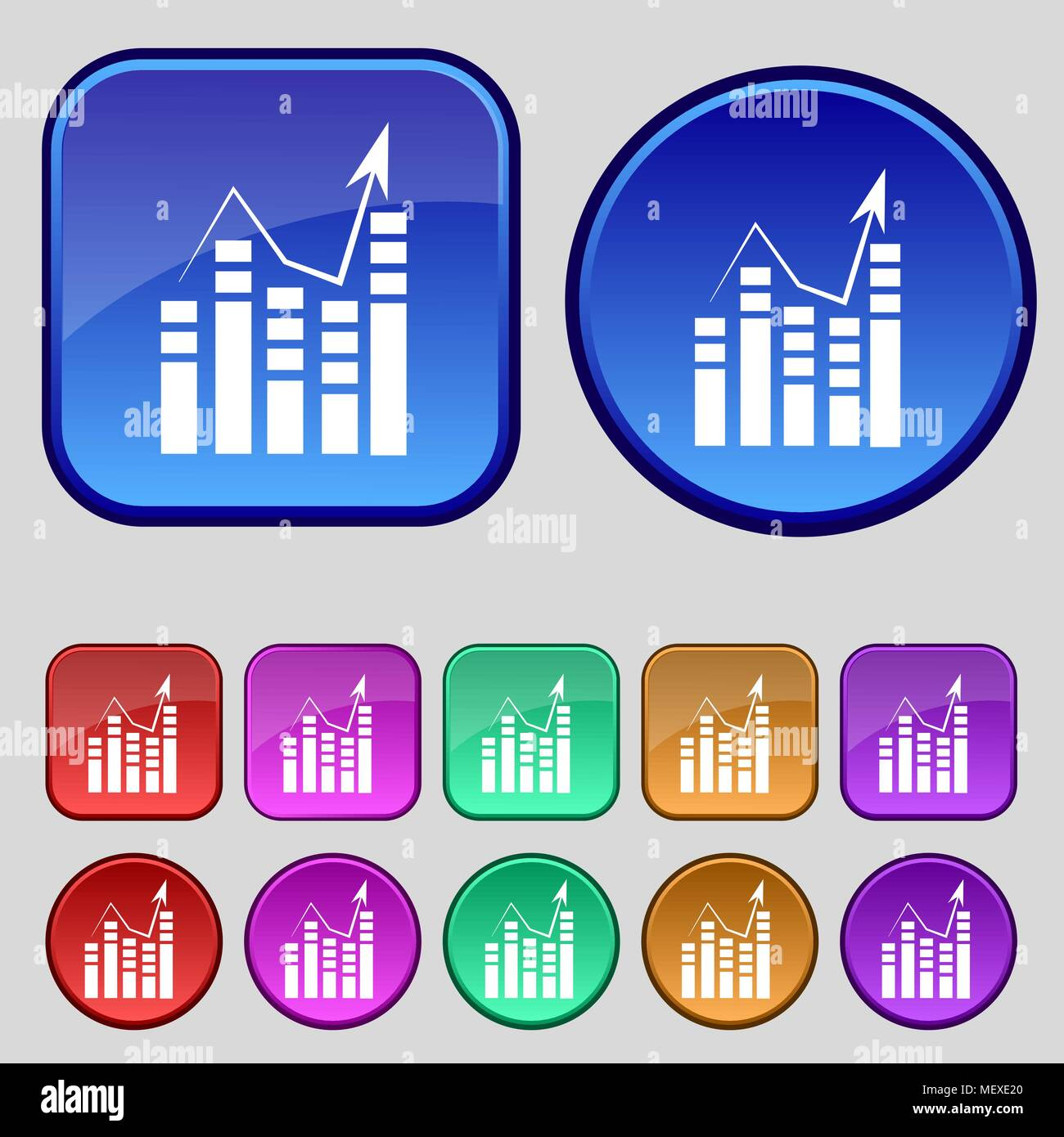 Text File Sign Icon Add File Document With Chart Symbol Accounting