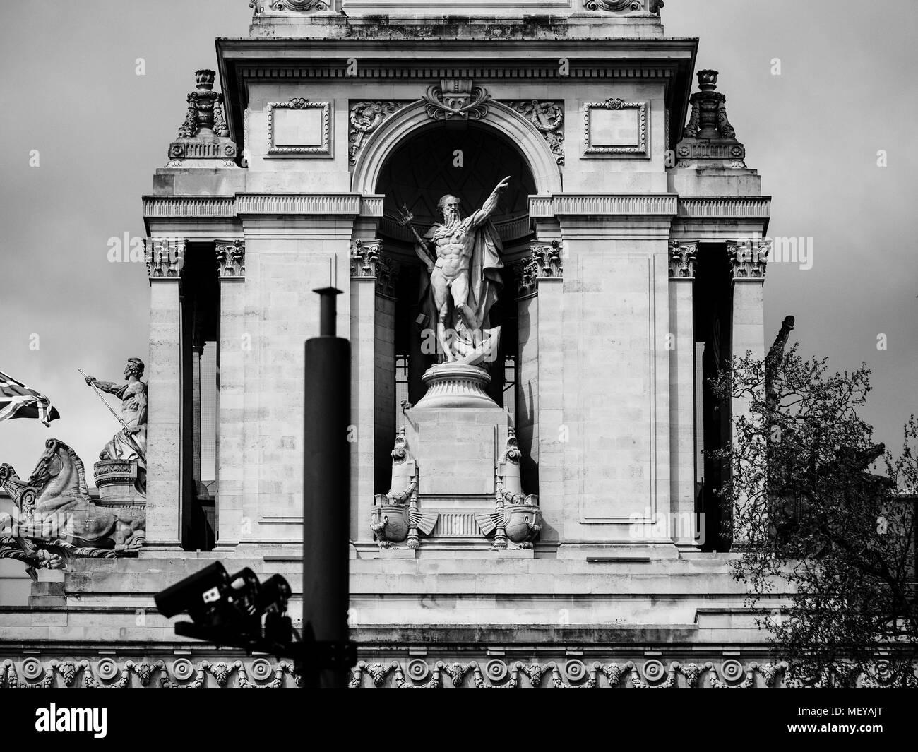 Trinity Square - Stock Image