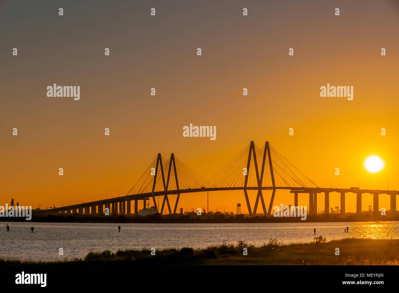 Bridge at Subset Stock Photo