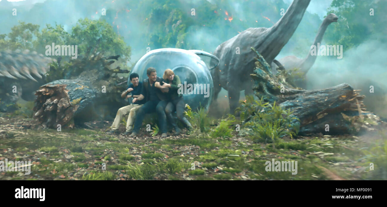Jurassic World Fallen Kingdom High Resolution Stock Photography And Images Alamy