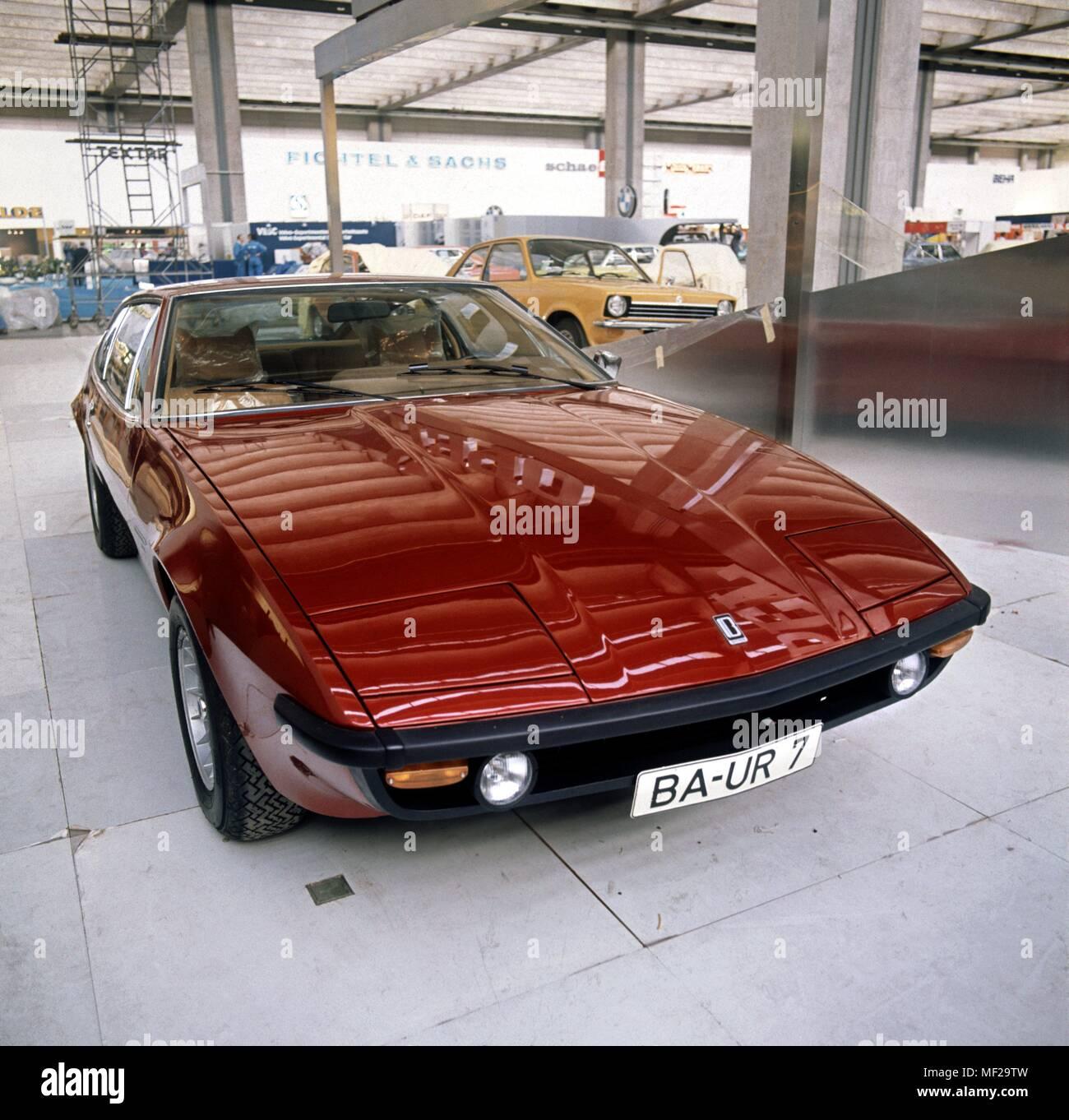 Opel Diplomat Stock Photos & Opel Diplomat Stock Images