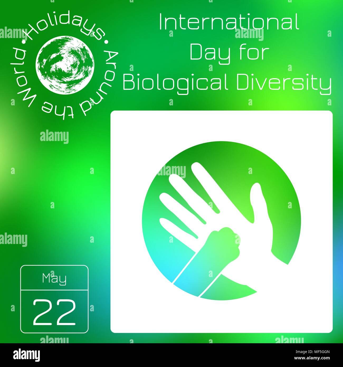Calendar Holidays Around The World Event Of Each Day Green Blur