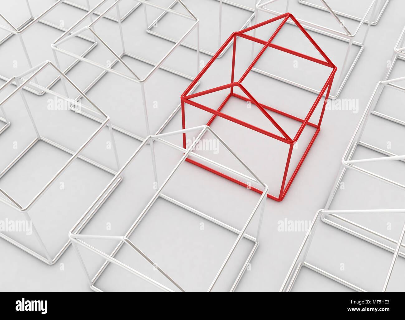 Fein Wire Houses Bilder - Elektrische Schaltplan-Ideen ...