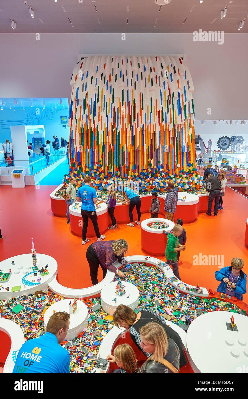 Lego House Billund Denmark Stock Photo 181465787 Alamy