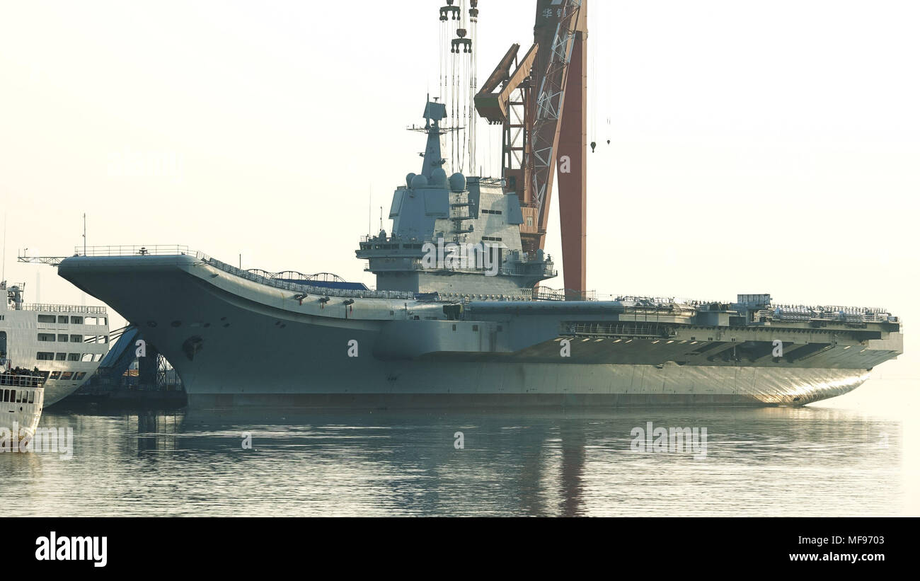 The Liaoning Photo Courtesy Of China News Service