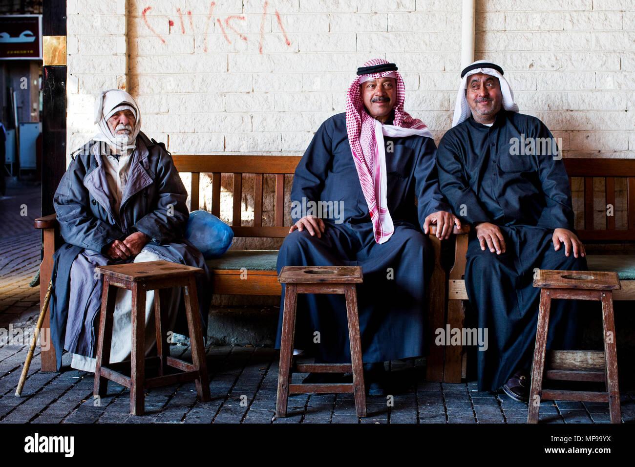Kuwaiti men