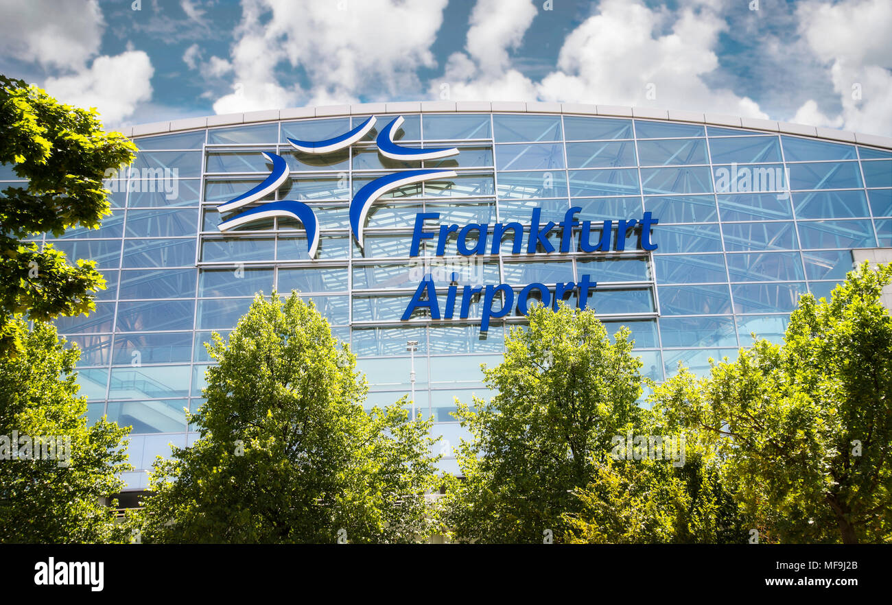 Frankfurt Terminal Stock Photos Frankfurt Terminal Stock Images
