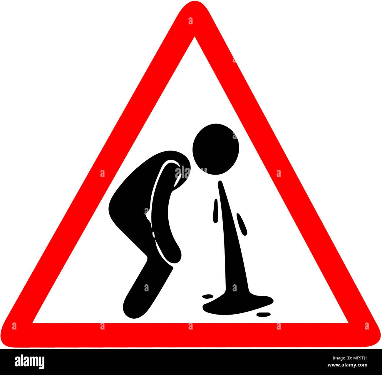 Top Red Caution Sign &NZ66 – Advancedmassagebysara
