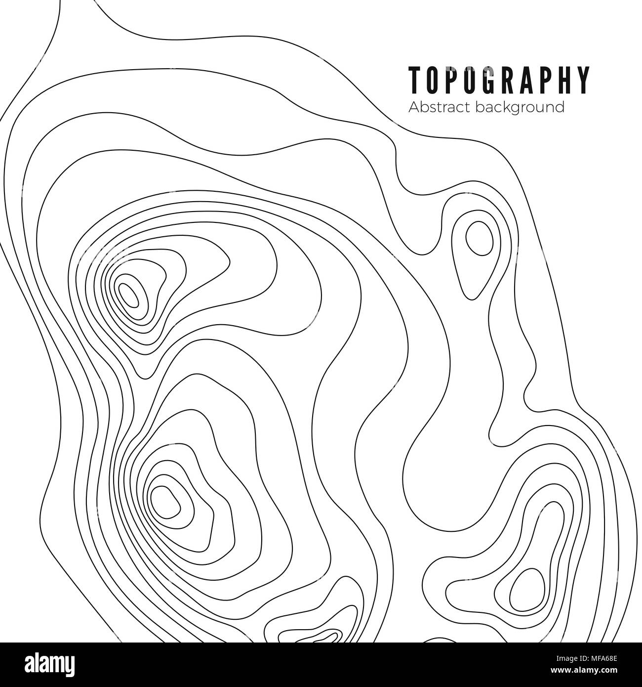 Topographic map contour background pattern contour landscape map topographic map contour background pattern contour landscape map concept abstract geographic world topography map vector illustration gumiabroncs Images