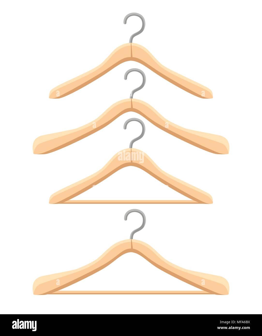 Wire Hangers Stock Vector Images - Alamy