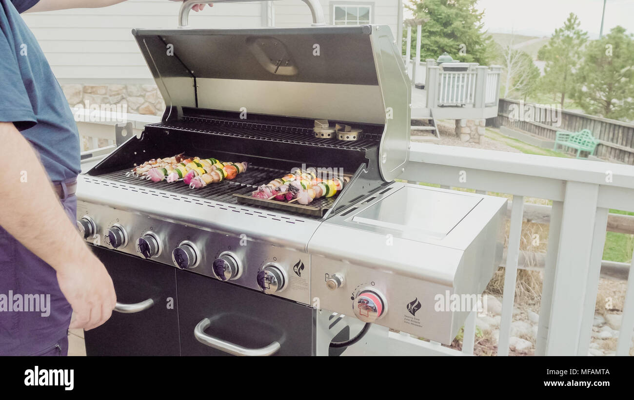 Chicken Gasgrill : Outdoor camping chicken rotisserie gas grill for sale buy