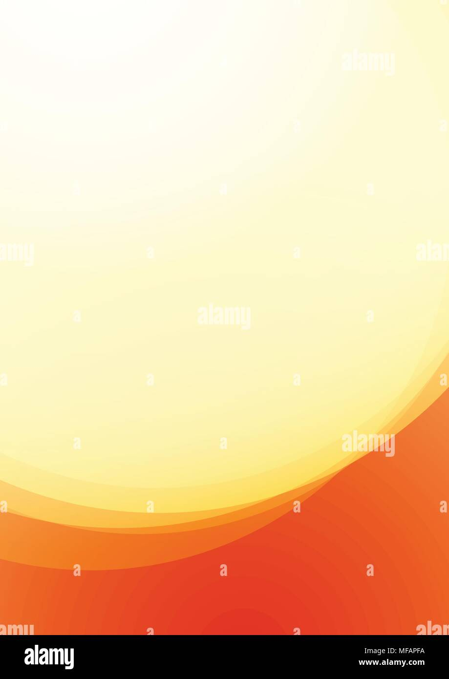 Fire Flame On Background Orange And Red Color Modern Bright Wallpaper Of Energy With Light Area For Copy