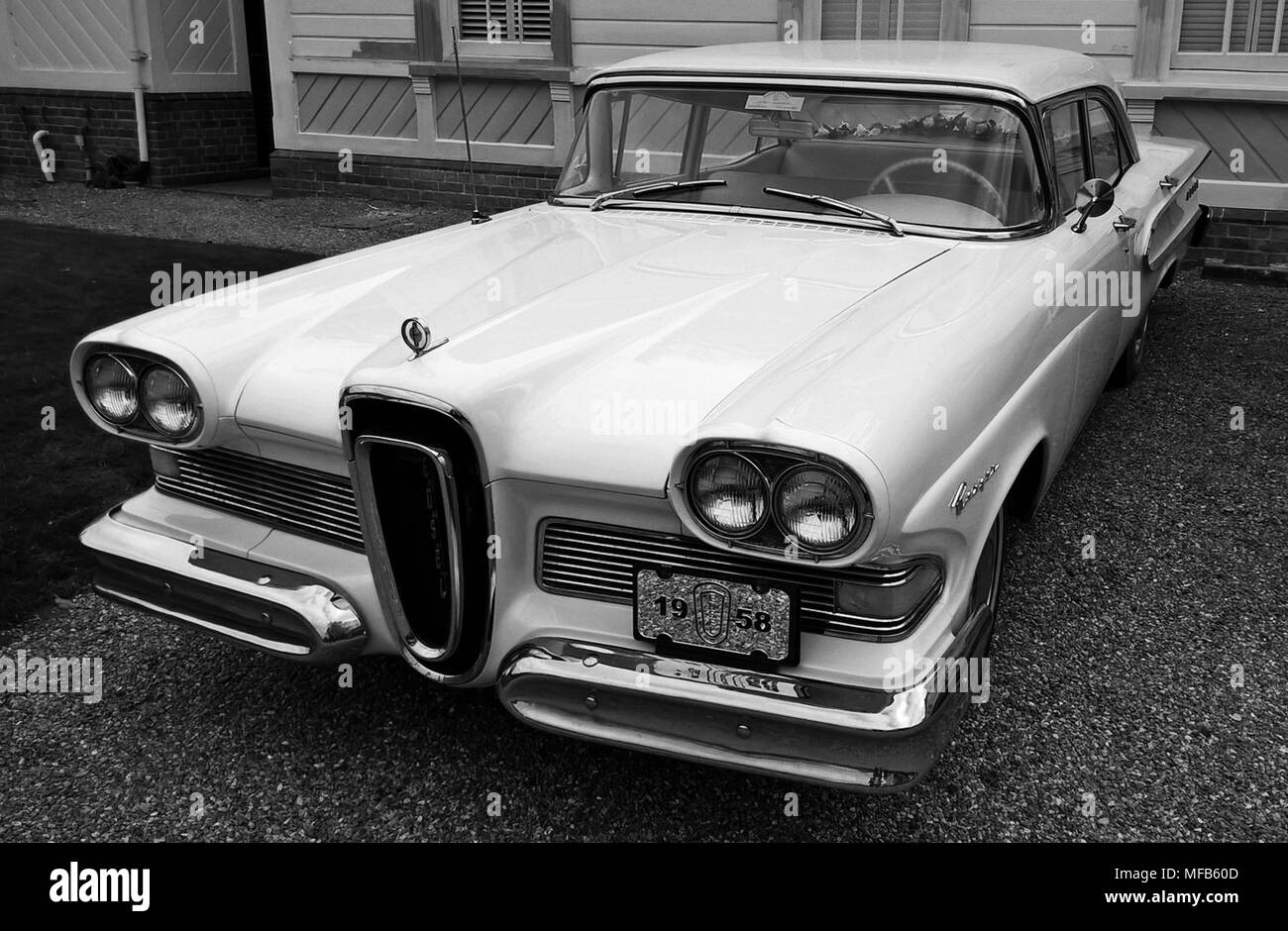 Ford Edsel - Stock Image
