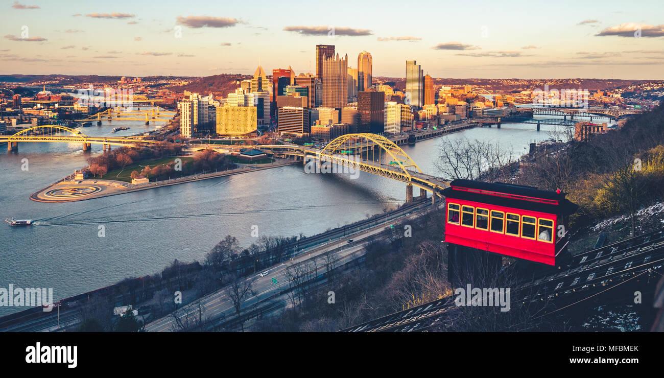 Pittsburgh - Stock Image