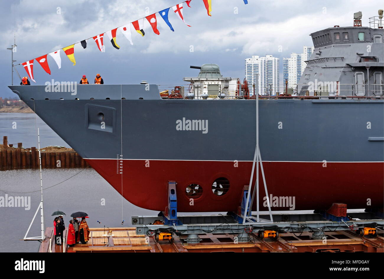Minesweeper Ivan Antonov went to the factory running tests 11