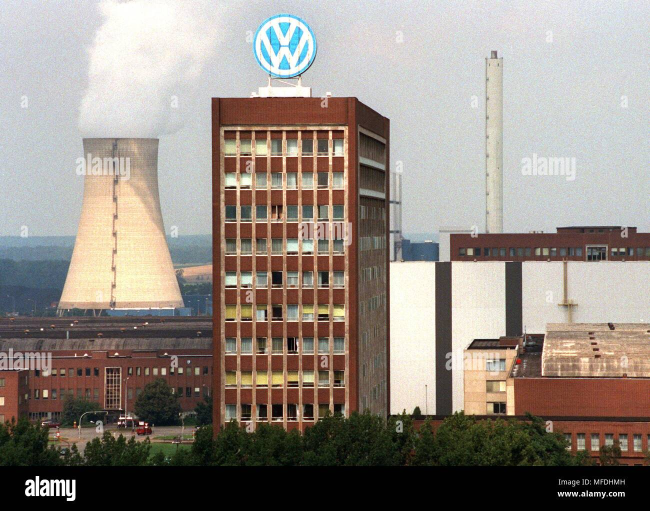 The Wolfsburg Volkswagen Group Photo From 4 8 1993 Will Take Over