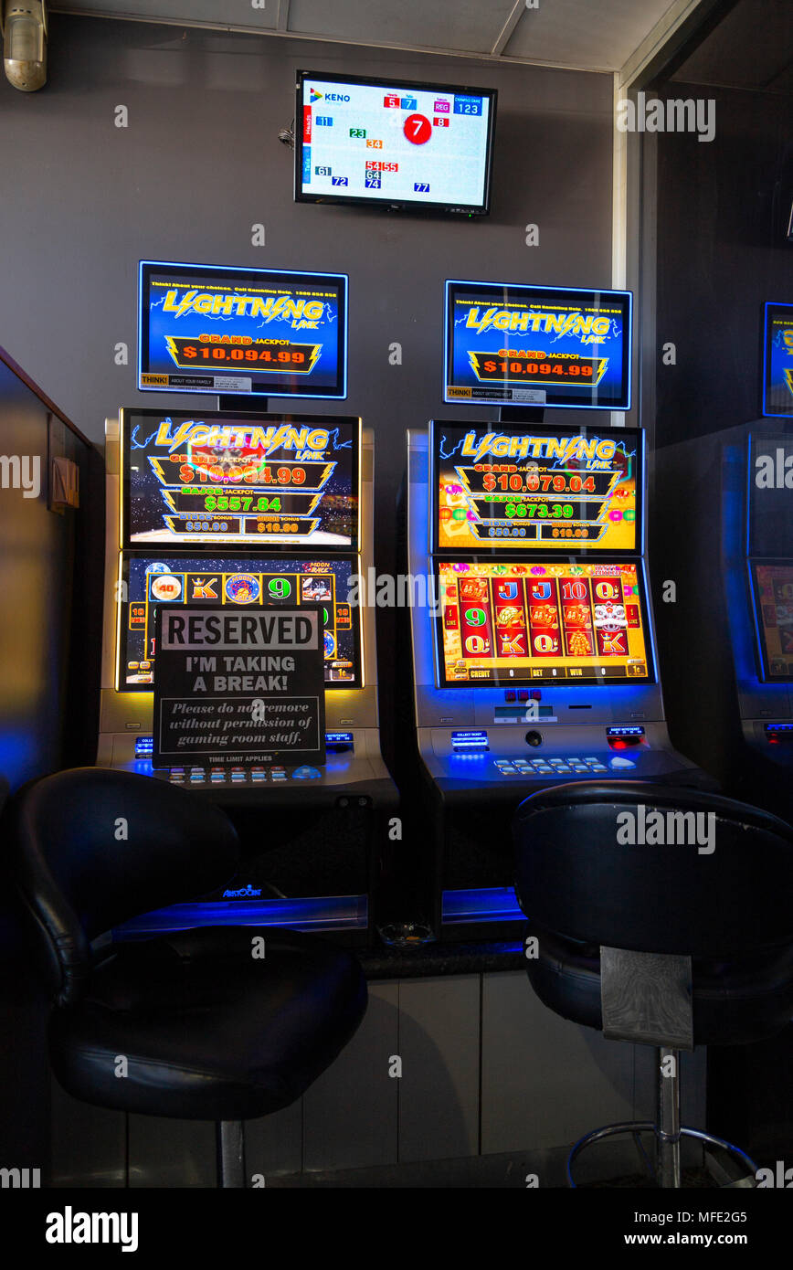 Poker Machines In Western Australia