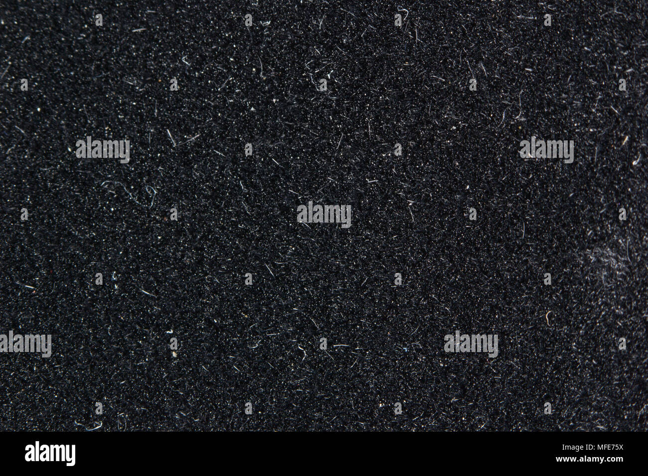 black paper old on background and texture - Stock Image