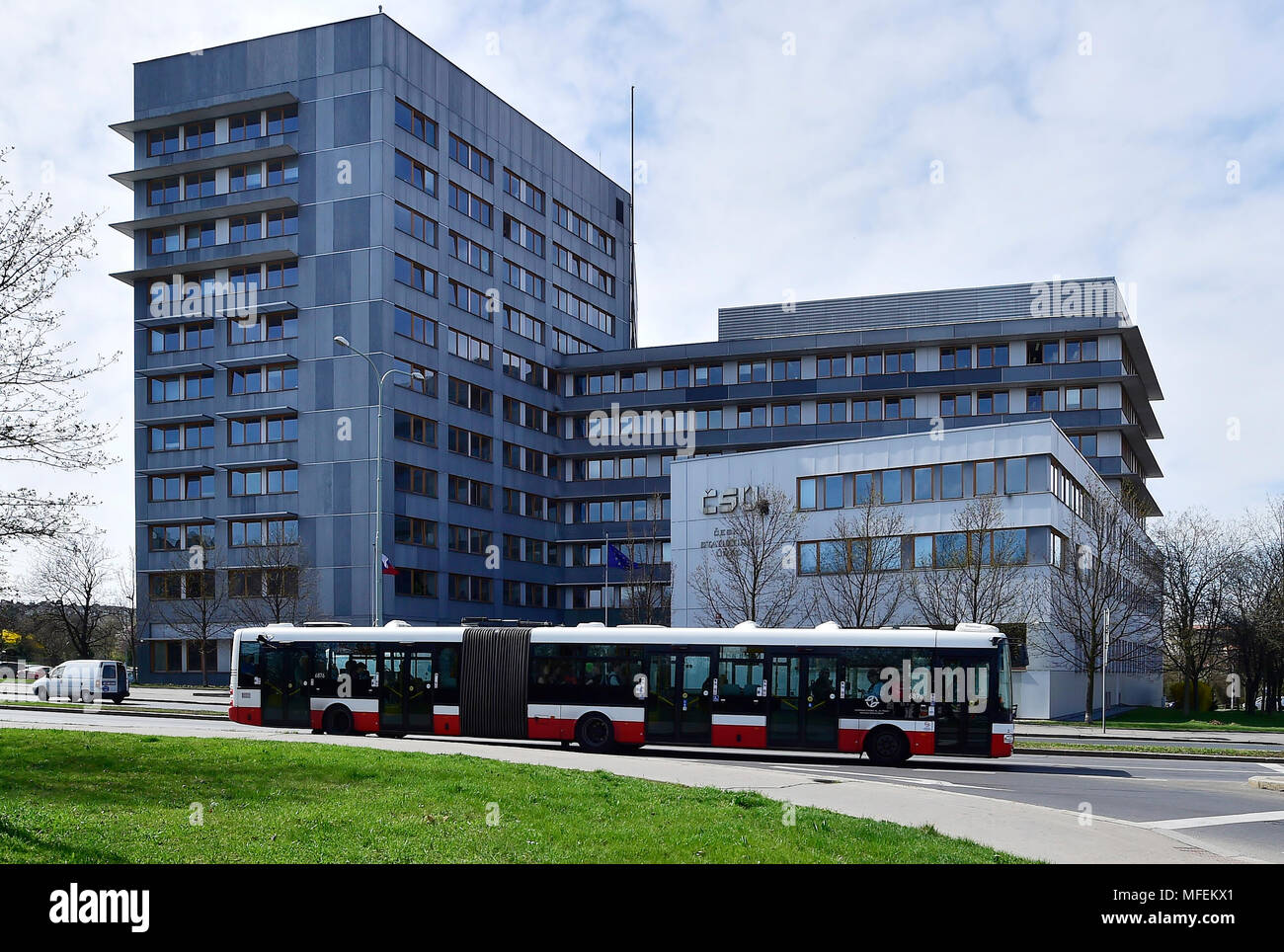 Czech Statistical Office (CSU) - Stock Image