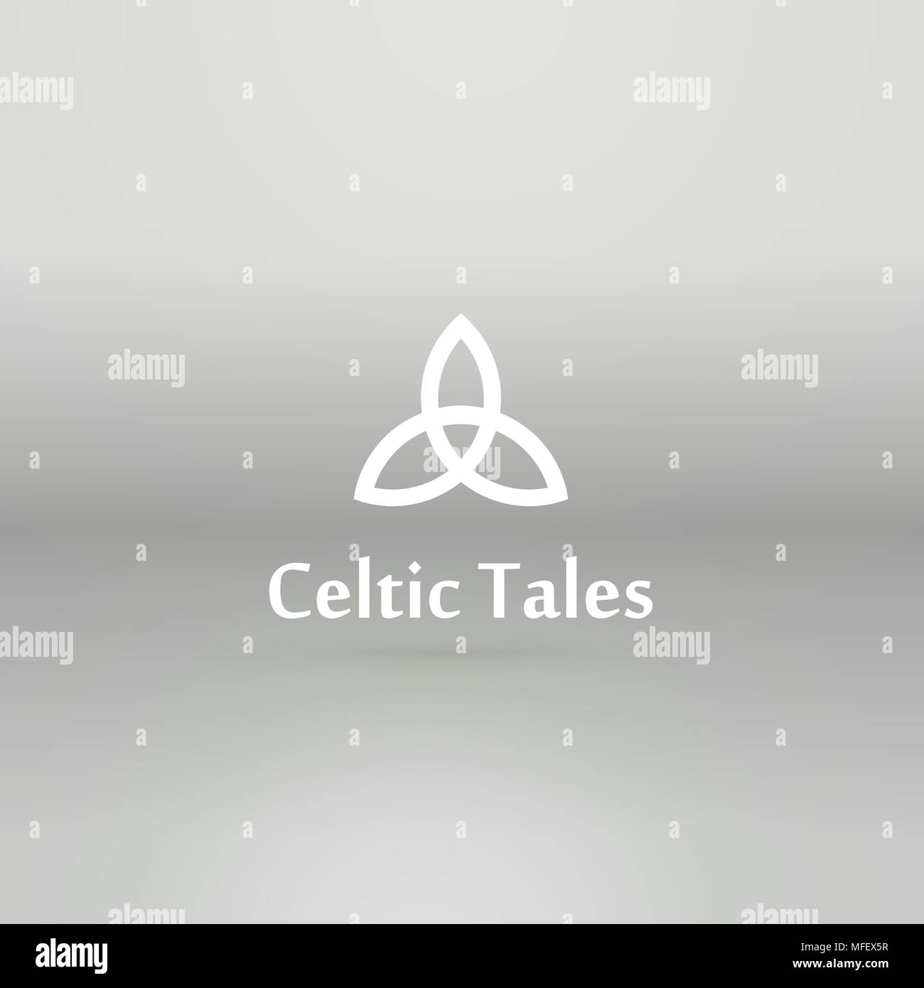 Celtic Tales - Stock Image