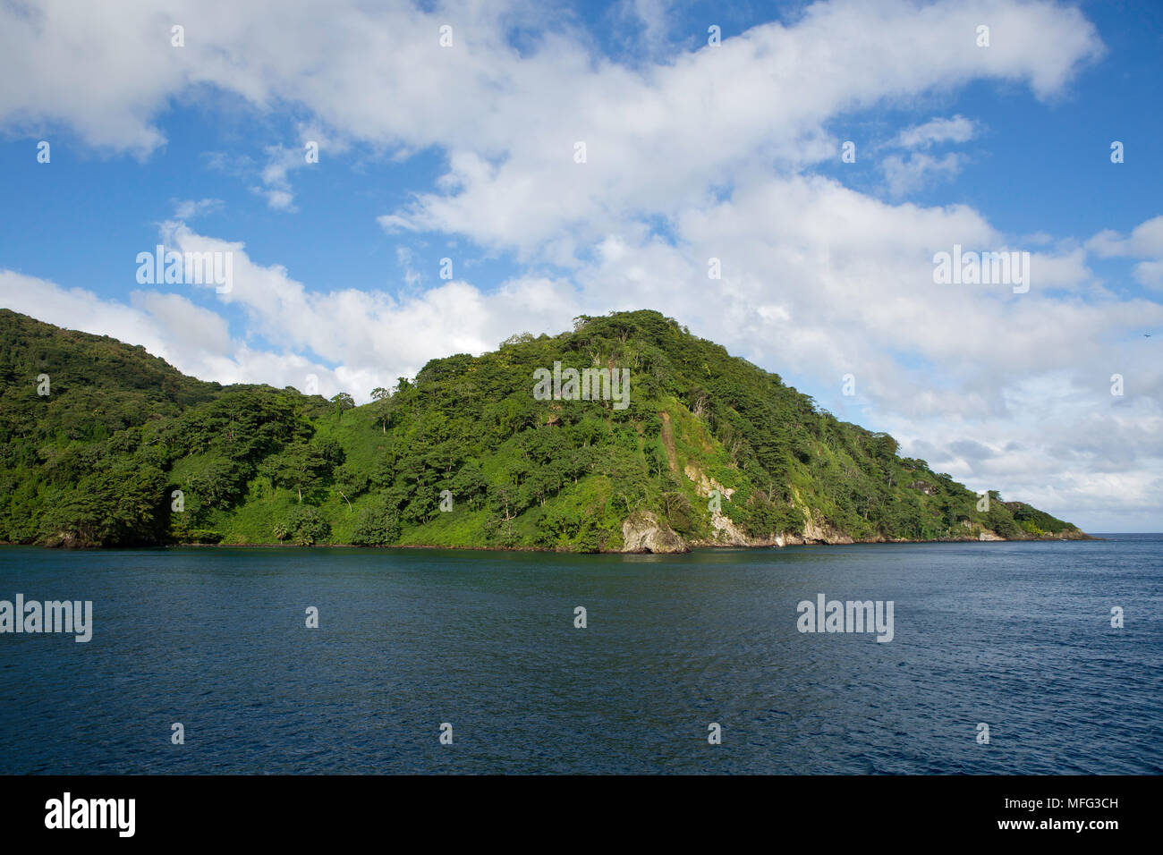 Coast, Cocos Island, National Park, Natural World Heritage Site ...