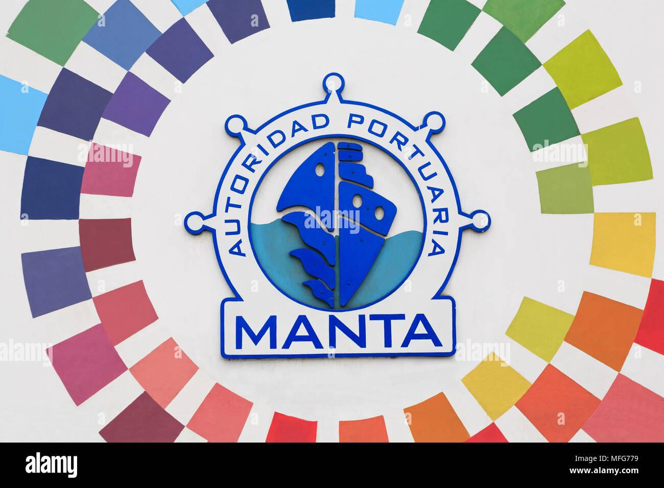 Port of Manta City, Manabi Province, Ecuador, South America