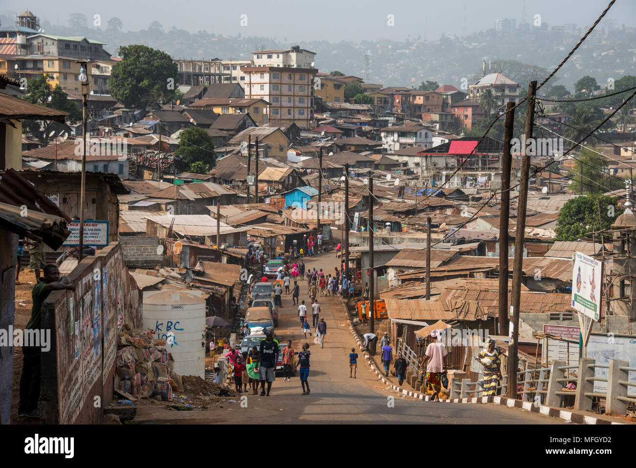 Freetown chat