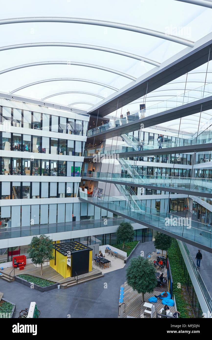 Adidas headquarters in Herzogenaurach Stock Photo  181729373 - Alamy d43472b15