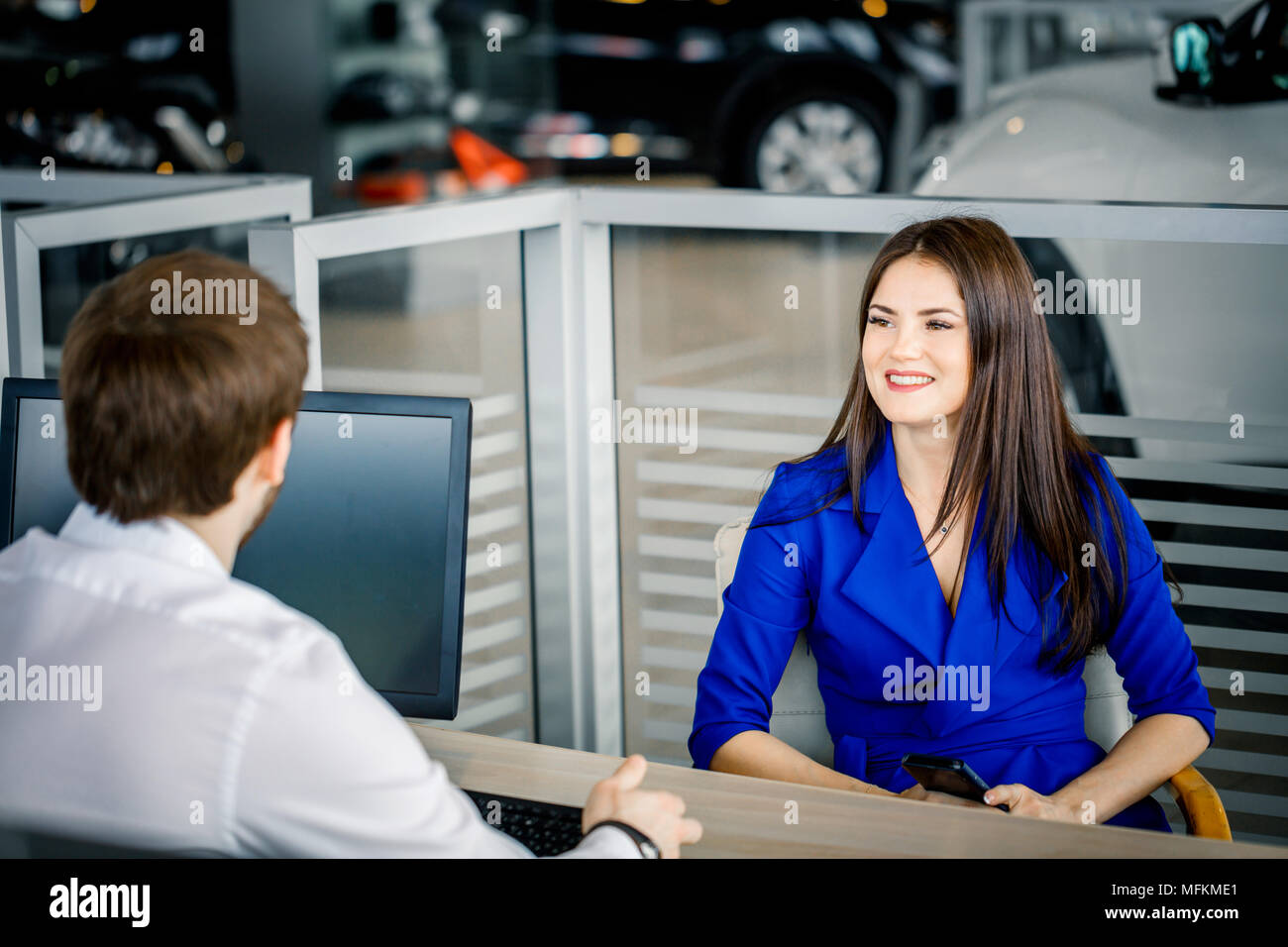 Car Dealer Showroom Stock Photos Amp Car Dealer Showroom