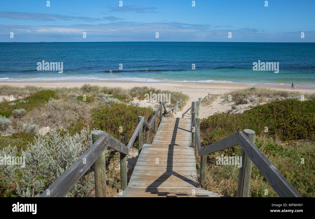 Cottesloe Beach - Stock Image