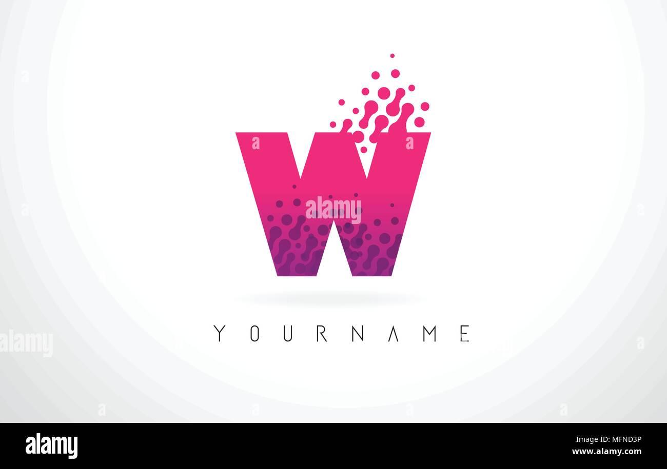 W Letter Logo Stock Photos & W Letter Logo Stock Images - Alamy