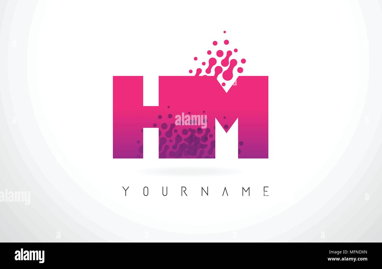 H And M Stock Vector Images - Alamy